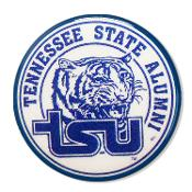 Tennessee State University National Alumni Association - East Tennessee Chapter logo