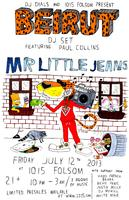 BEIRUT (DJ SET) / MR. LITTLE JEANS