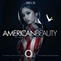 *American Beauty* Memorial Weekend Finale Event at Opera