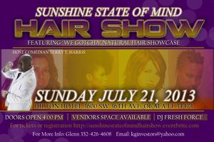 SUNSHINE STATE OF MIND HAIRSHOW