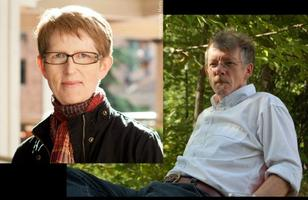 Meredith Quartermain & Phil Hall - Readings & a book...