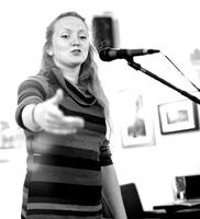 Allographic Workshop: Slam Don't Shout with Hollie McNish