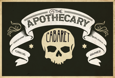 The Apothecary Cabaret logo
