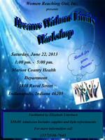 Dreams Without Limits Workshop
