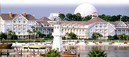 Disney's Yacht & Beach Club Resort .........  20 +...
