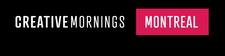 CreativeMornings/Montréal logo