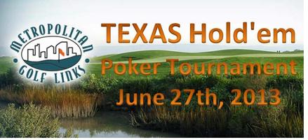 AABA Texas Hold 'em Poker Tournament