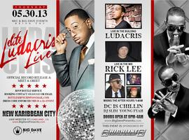 Ludacris Live  Official Record Release Party & Meet &...
