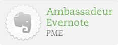 Venez découvrir présenté par un Ambassadeur Evernote...