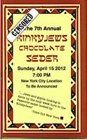 The 7th Annual KinkyJews Chocolate Seder