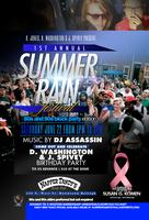 The 1st Annual Summer Rain Festival