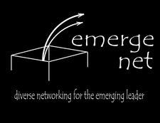 Emerge Network logo