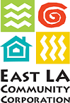 East LA Community Corporation logo