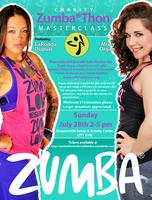 Charity Zumba®Thon MC with LaRonda Dupuis and Misty...