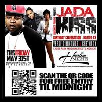 Jadakiss Birthday Bash Friday at Harlem Nights