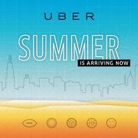 Uber Chicago Summer Kickoff 2013