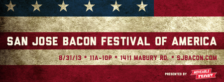 San Jose Bacon Festival of America