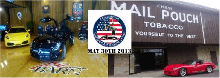 Memorial Tourney Cigar Car and Gun Club Event Thursday...