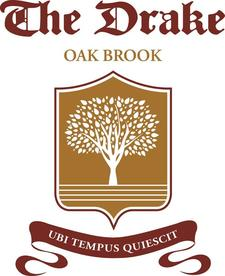 The Drake Oak Brook Hotel  logo
