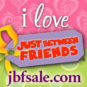 Just Between Friends Reno logo