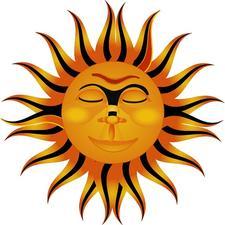 Gene Tewksbury / Big Sun Photography Studio logo