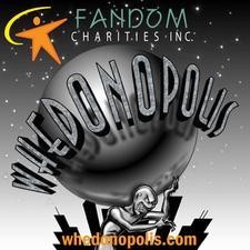 Fandom Charities, Inc® and Whedonopolis logo