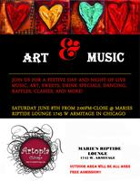 For the Love of Art and Music: Vendor Sign Up