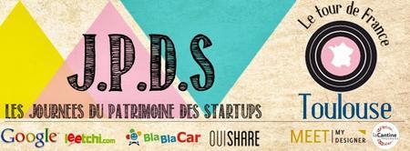 Les Journées du patrimoine des startups - Dej Meetup...