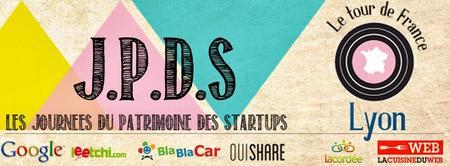 Les Journées du patrimoine des startups - Meetup Lyon