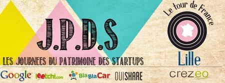 Les Journées du patrimoine des startups - Meetup Lille