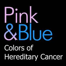 Pink & Blue, Inc. logo
