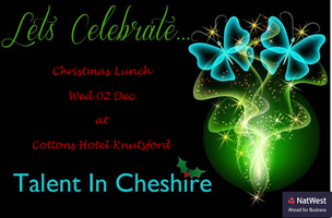 Celebrating Talent in Cheshire Christmas Celebrations