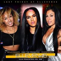 #4PlayFridays at Elleven45