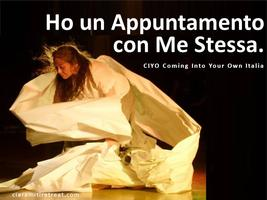 CIYO - Ho un Appuntamento con Me Stessa. Per donne...