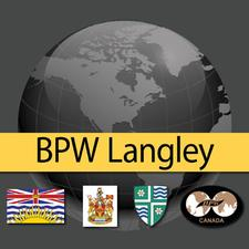 Business & Professional Women (BPW) Langley logo