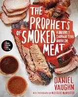 The Prophet of Smoked Meat Dinner & Book Signing with...