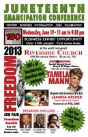 Freedom 2013 Rally/Concert with Tamela Mann