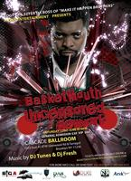 ">>>""BASKETMOUTH UNCENSORED"" LIVE IN NEW YORK"
