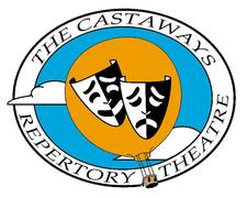 Castaways Repertory Theatre  logo