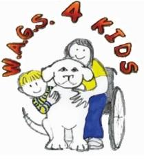W.A.G.S. 4 Kids logo