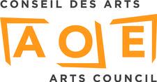 AOE Arts Council | Conseil des Arts AOE logo