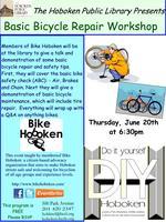 DIY: Basic Bicycle Repair Workshop with Bike Hoboken...