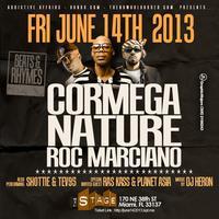 Cormega - Nature - Roc Marciano @TheStageMiami