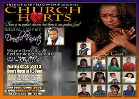 Church Hurt: Stage Play