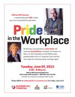 McGraw Hill Financial Pride in the Workplace w/ Lesley Stahl &...