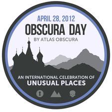 Obscura Day 2012 logo