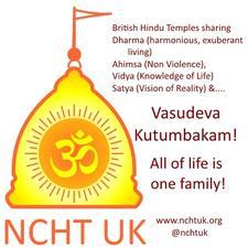 National Council of Hindu Temples (UK) logo