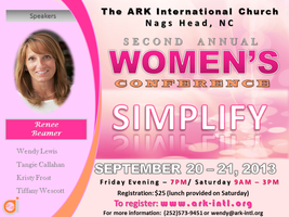 """""""Simplify"""" Women's Conference 2013"""