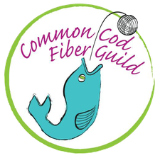 Common Cod Fiber Guild logo
