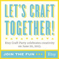 Ice Cream Social Etsy Craft Party